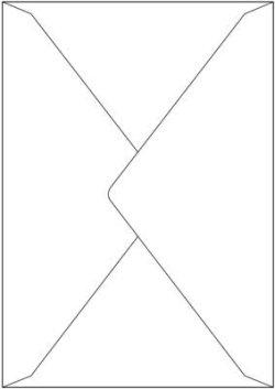 画像1: ケント洋2封筒100